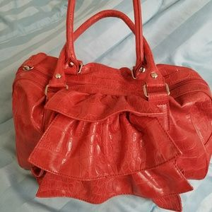 New York & Co Leather Purse